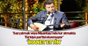 Cumhurbaşkanı Erdoğan Demirtaş'a yüklendi!