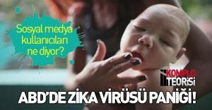 Amerika'da Zika virüsü alarmı!Komplo teorisyenleri ne diyor?