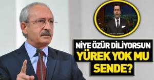 Kılıçdaroğlu Beyazıt Öztürk'e sert sözlerle yüklendi