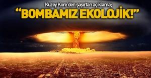 Kuzey Kore'den şaşırtan 'bomba' açıklaması