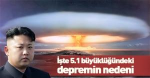 Kuzey Koreli manyak tehlikeyle oynuyor!