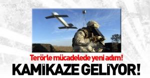 Türkiye'den 'Kamikaze' hamlesi!