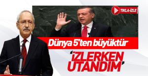 Kılıçdaroğlu#039;ndan Erdoğan#039;ın...