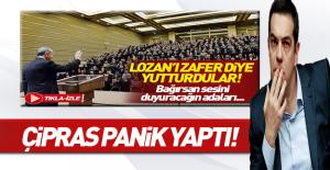 Yunanistan Başbakanı Çipras#039;tan...