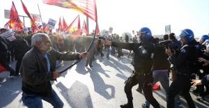 Ankara'da gerginlik! Çok sayıda gözaltı...