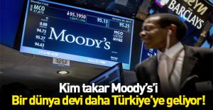 Bir dünya devi daha Türkiye'ye geliyor!