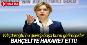 CHP#039;li Böke#039;den Bahçeli...