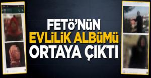 FETÖ'nün 'evlilik albümü'...