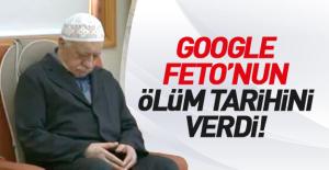 Google'da Fetullah'ın ölüm tarihi