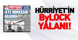 Hürriyet'ten ByLock operasyonu!