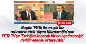 Kılıçdaroğlu#039;nun FETÖ çelişkisi