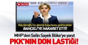 bMHP#039;den Selin Sayek Böke#039;ye.../b