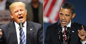 Obama'dan Trump'a sert eleştiri!