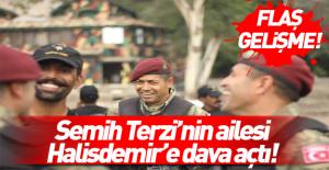 Terzinin ailesi şehit Ömer#039;e...