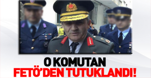 Tuğgeneral Mustafa Doğru FETÖ'den tutuklandı
