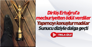 Diriliş Ertuğrul#039;un oyuncusundan...