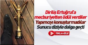 Diriliş Ertuğrul#039;un oyuncusundan...