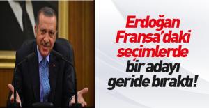 Erdoğan Fransa#039;daki seçimlerde...