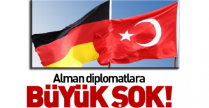Almanya'ya misliyle karşılık verildi!