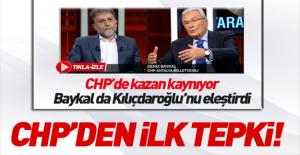 CHP'den Baykal'ın açıklamasına ilk tepki!