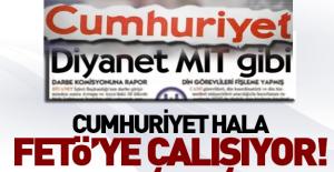 Cumhuriyet Diyanet'i hedef aldı!