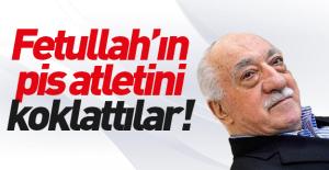 FETÖ toplantısında Gülen'in atletini koklattılar