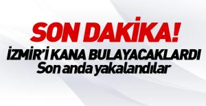 İzmir'i kana bulayacaklardı!