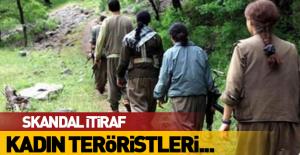 Kaçan PKK'lıdan skandal itiraf!