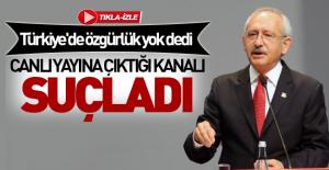 Kılıçdaroğlu'ndan canlı yayında ağır sözler!