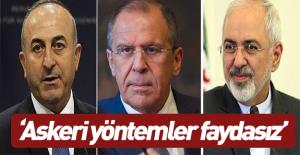 Astana'da Suriye görüşmeleri