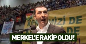 Cem Özdemir Merkel'e rakip oldu!
