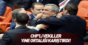 CHP'li vekiller yine rahat durmadı!