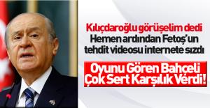 MHP lideri Bahçeli#039;den sert sözler!