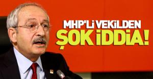 bMHP#039;li vekilden Kılıçdaroğlu.../b