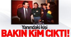 Öcalan'la fotoğrafı olan o isim bakın kim çıktı!
