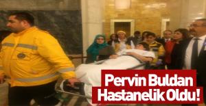 Pervin Buldan hastaneye kaldırıldı