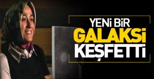 Türk Astrofizikçi yeni gezegen keşfetti