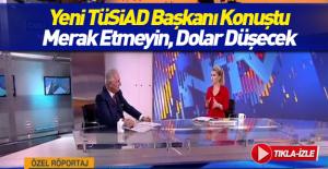 TÜSİAD Başkanı Erol Bilecik'ten döviz yorumu