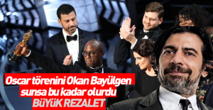 2017 Oscar ödüllerinde büyük rezalet!