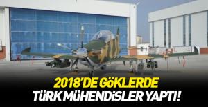2018#039;de göklerde! Türk mühendisleri...