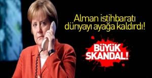 Alman İstihbarat Teşkilatı hakkında skandal iddia!