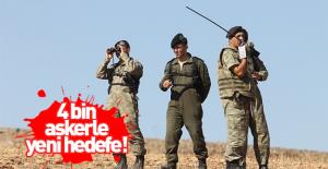 Ankara'nın yol haritası: 4 bin askerle...