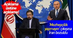 Ankara - Tahran arası karşılıklı restleşmeler!