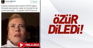 CHP'li Tuncay Özkan'dan 'köylü kadın' özrü