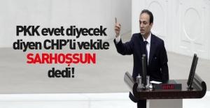 CHP'li vekilin PKK iddiasına HDP'den cevap