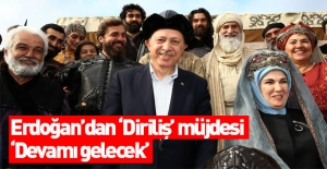 Erdoğan: Körfez ülkeleri Diriliş#039;e...