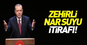 #039;Erdoğanı nar suyu ile zehirleyeceklerdi#039;