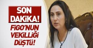 Figen Yüksekdağ#039;ın milletvekilliği...