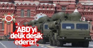 #039;Füzelerimiz ABD savunma sistemini...
