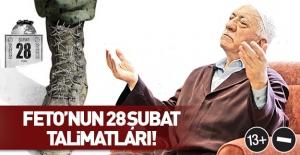 İşte Gülen'in 28 Şubat talimatları